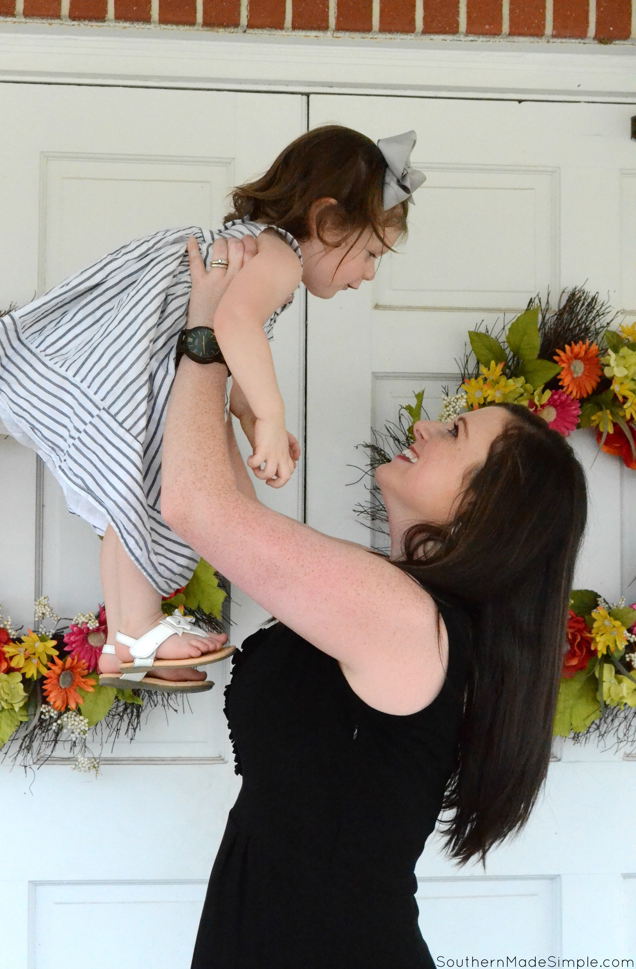 Sharing Mommy & Me Styles and Smiles with Swap.com!