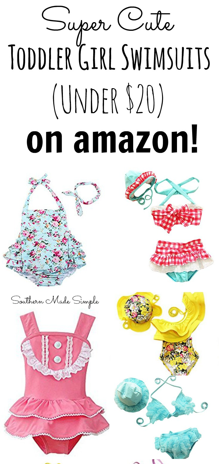 Toddler Girl Swimsuits Amazon