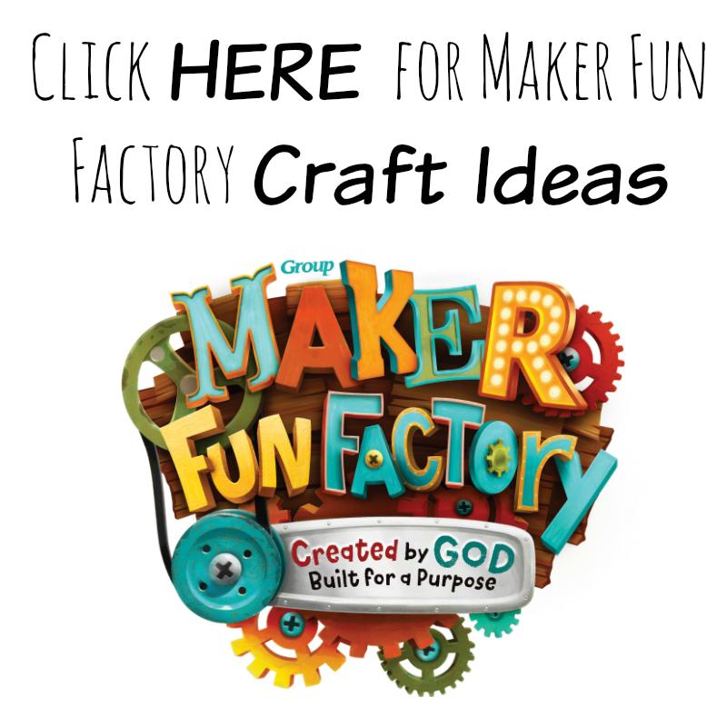 2019 Vbs Decorating Ideas Maker Fun Factory Maker Fun Factory VBS Decor Ideas   Southern Made Simple