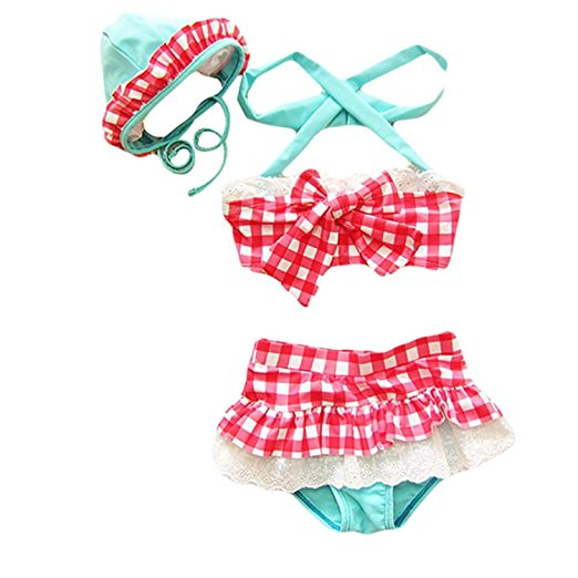 Toddler Swimsuits for Girls on Amazon