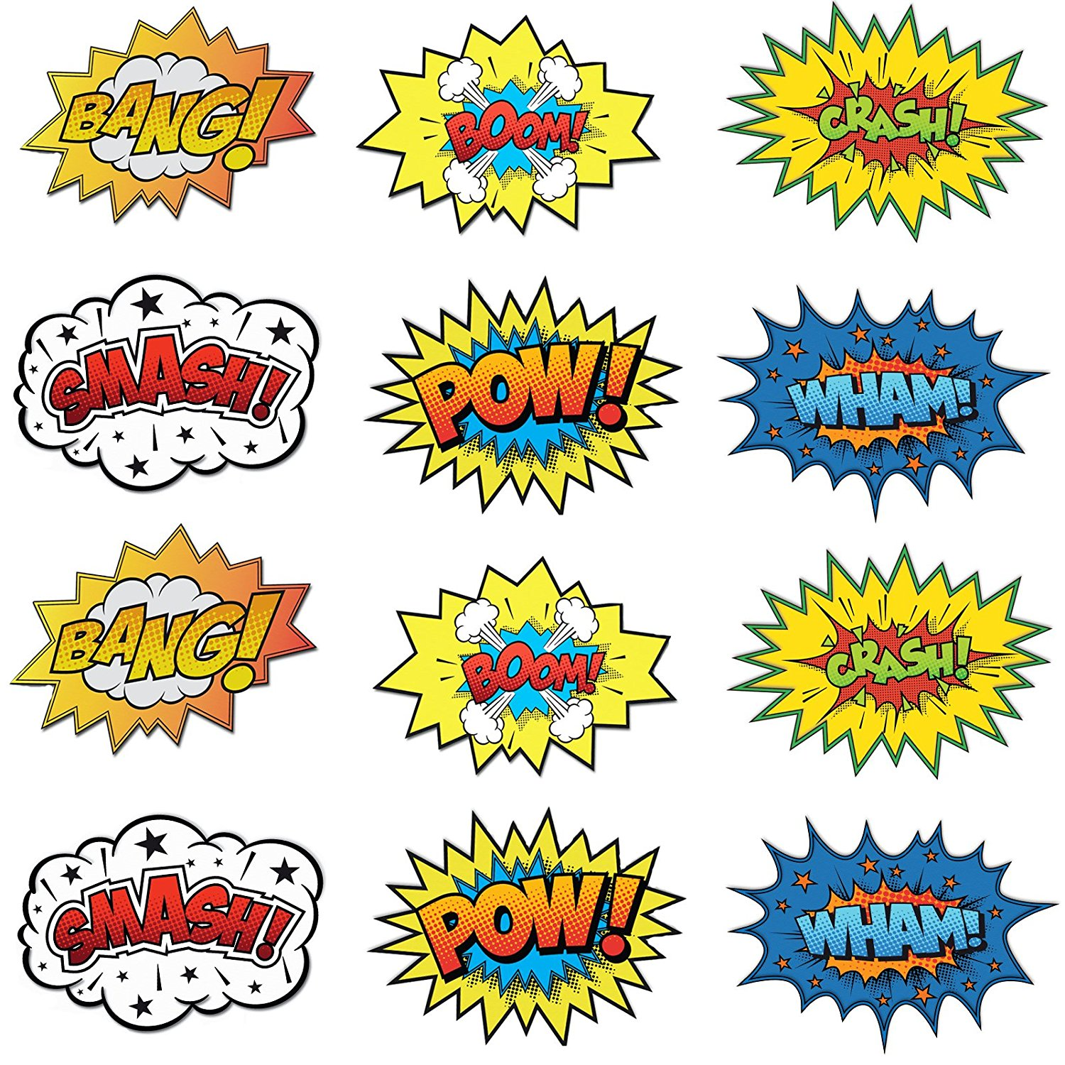 Hero Central VBS Decor on Amazon
