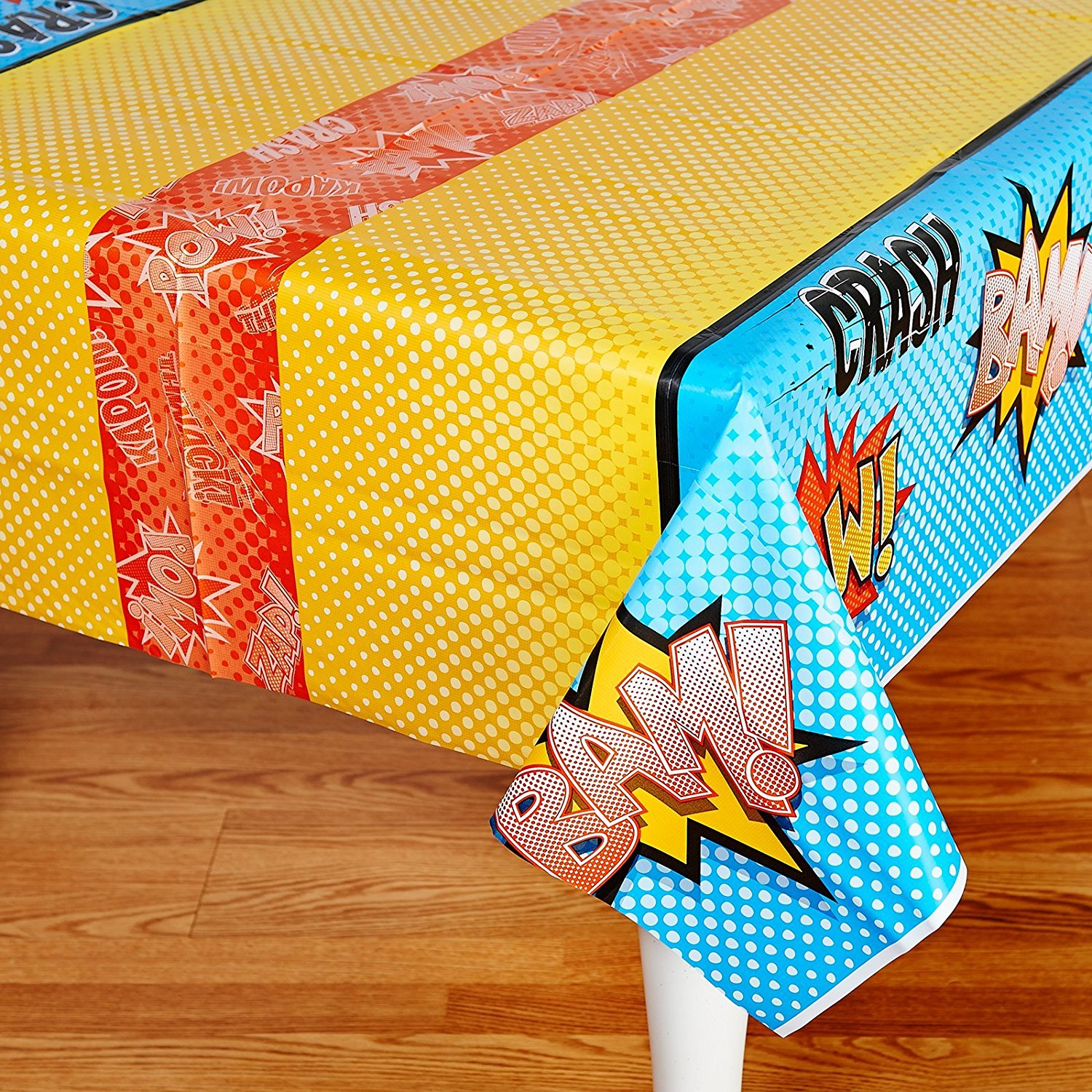 Hero Central VBS Decor on Amazon - Southern Made Simple