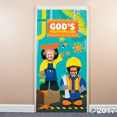 Maker Fun Factory VBS Decor Ideas