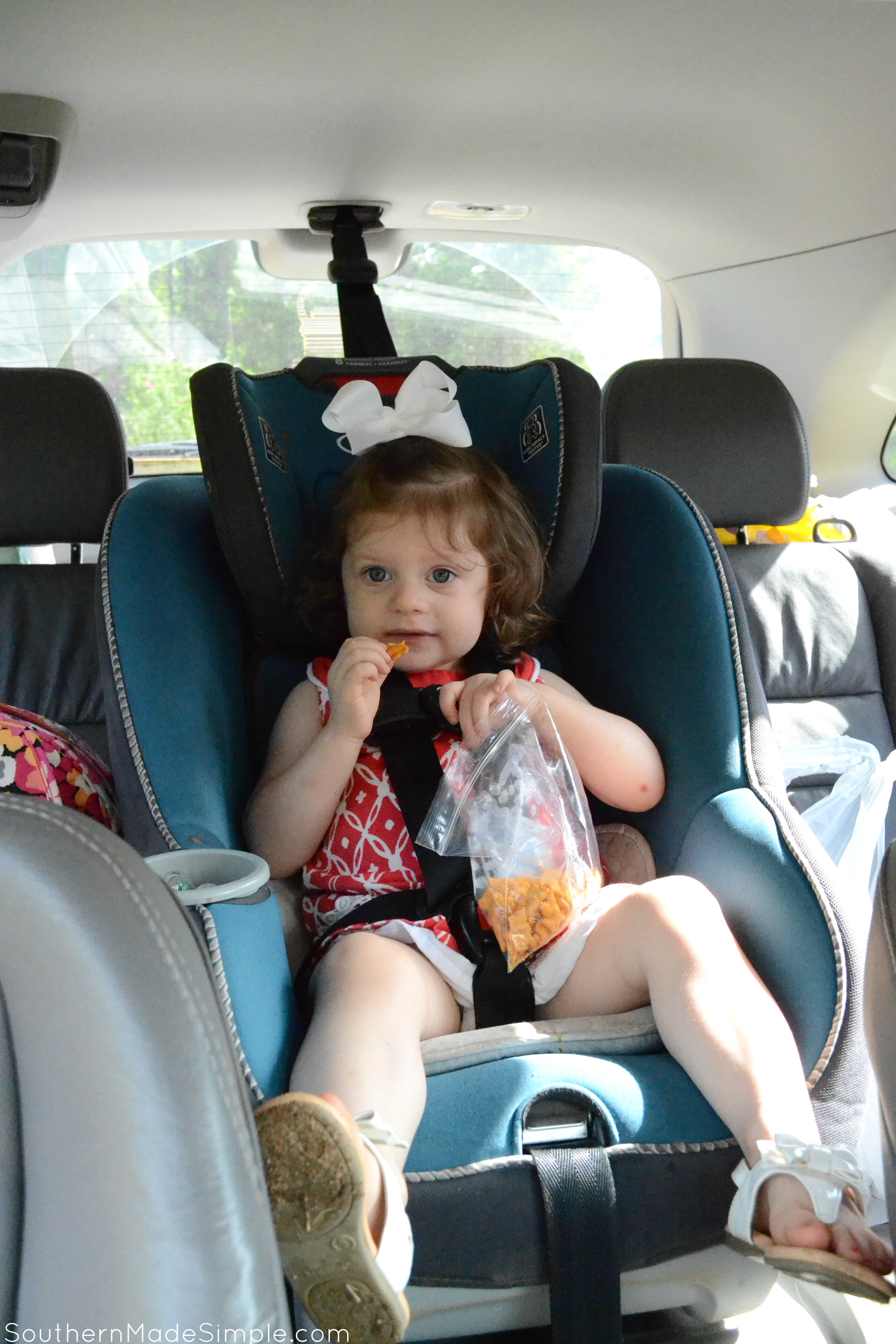 Protecting our children is a top priority of parents, and knowing and understanding the dangers of leaving a car unattended in a hot vehicle is extremely important. Have a plan in place to check for children in the back seat! #CheckForBaby #IC #ad