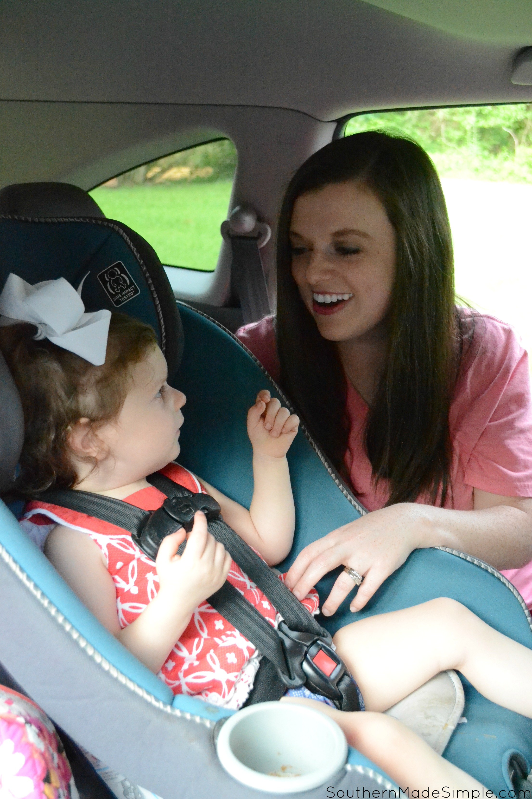 Baby on Board? Here's what you need to know about heatstroke prevention #CheckforBaby #ad #IC