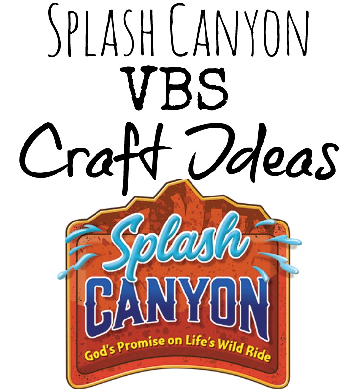 Splash Canyon VBS Craft Ideas