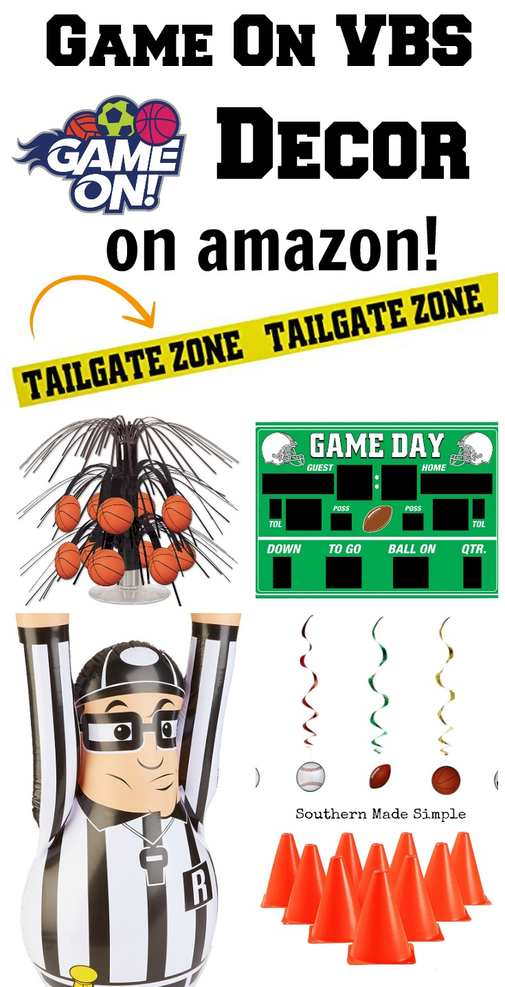 Game on vbs decor ideas on amazon southern made simple game on vbs decor ideas solutioingenieria Choice Image