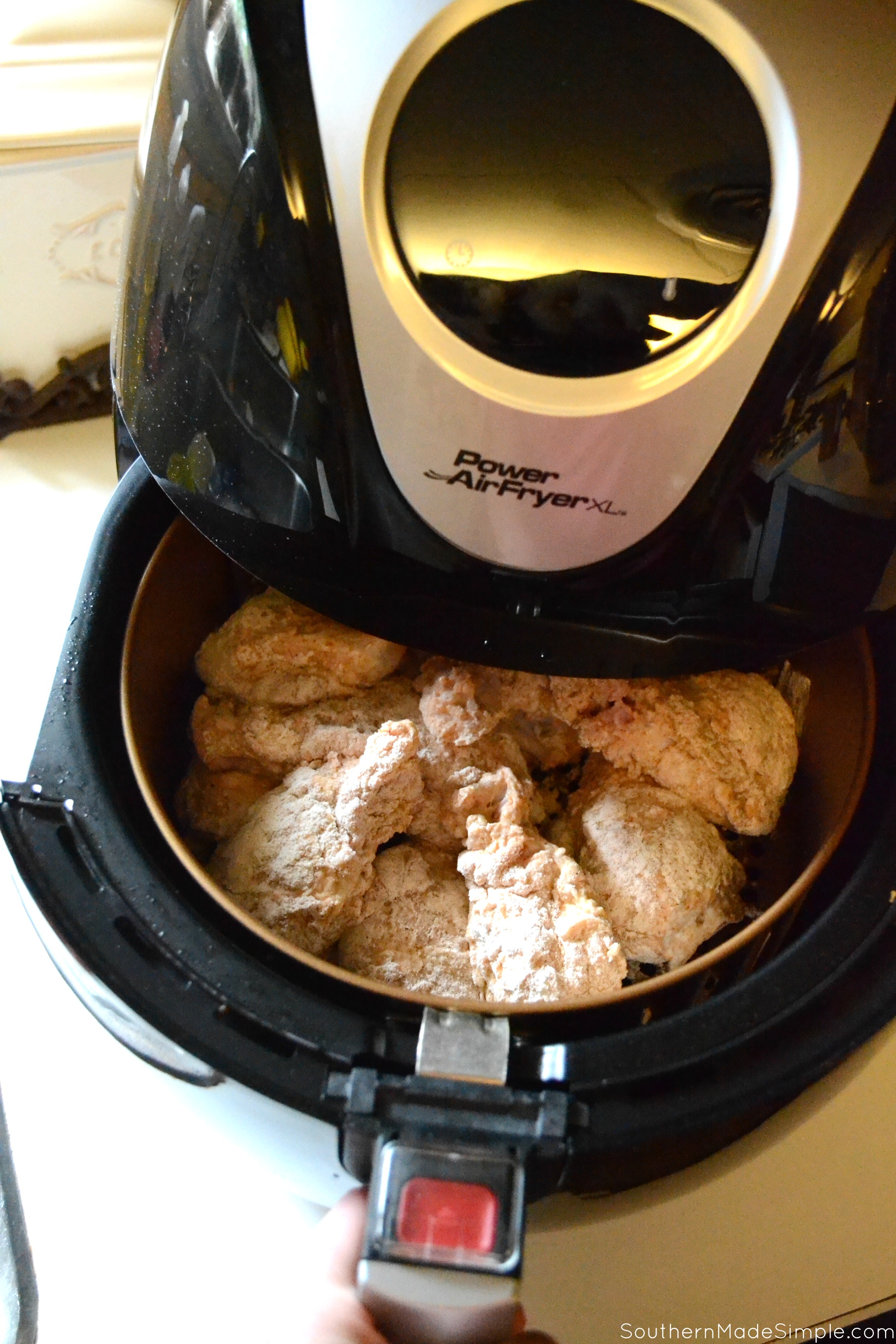 Southern Fried Chicken - Power Air Fryer XL Review