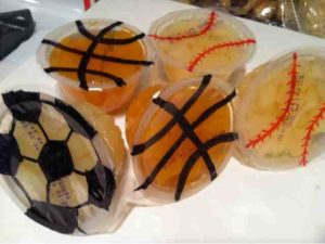 Sport themed Snack Ideas: Game On VBS