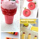 Back to School Snack Ideas