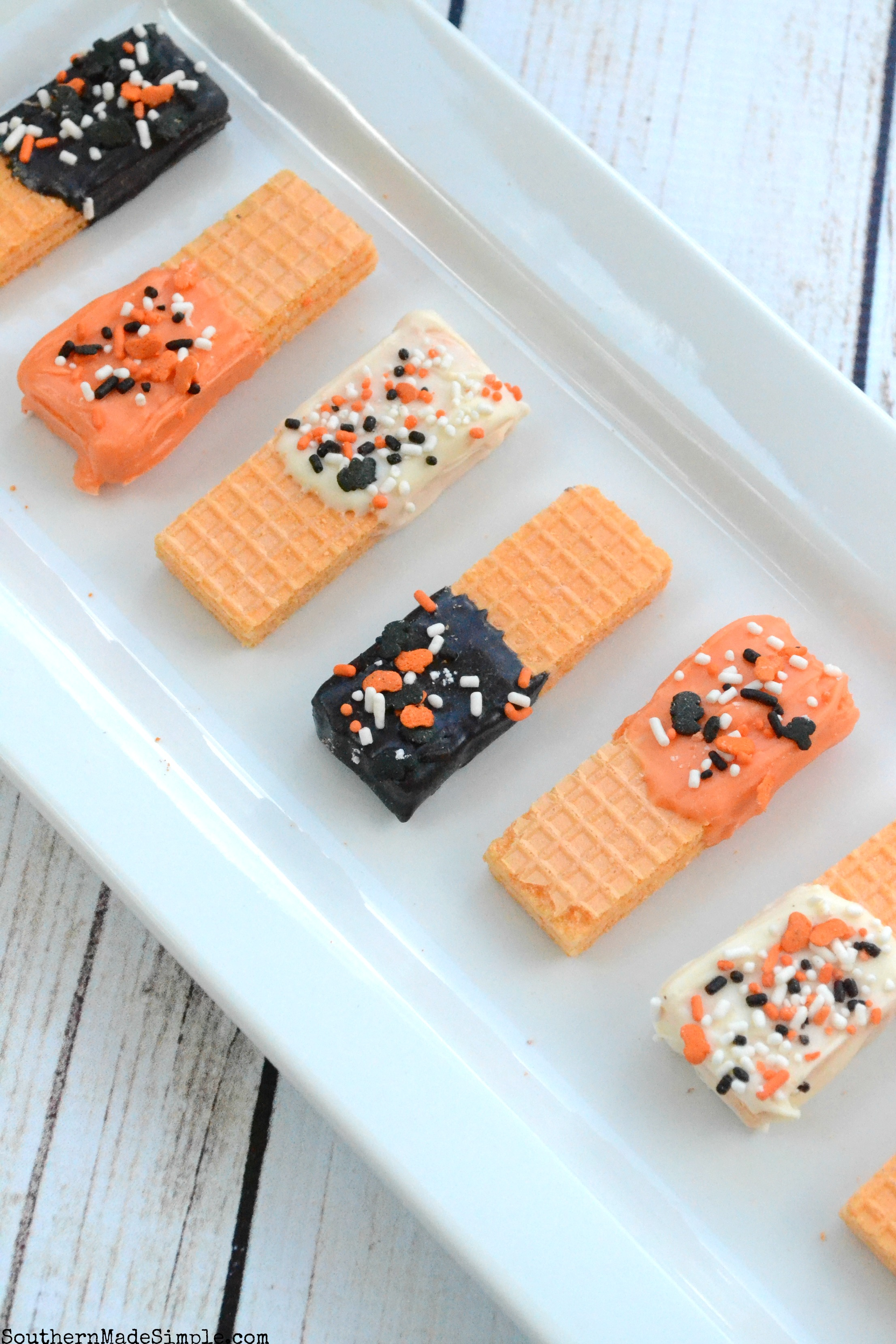 Halloween Sugar Wafers