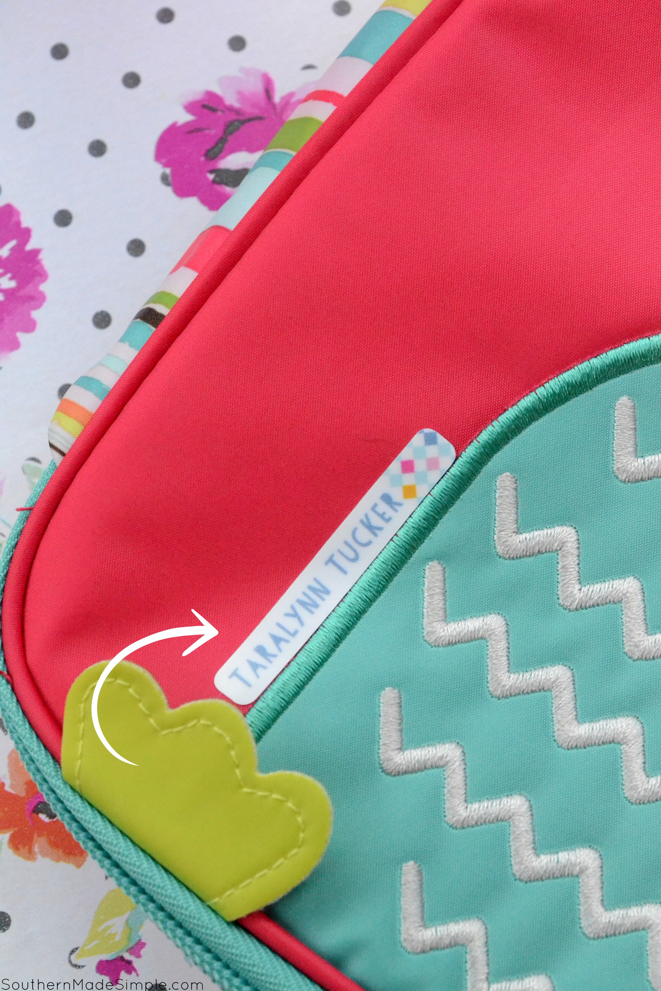 Preschool Back to School Labels from Stuck on You