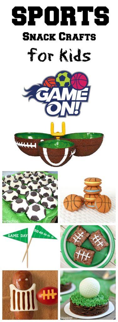 Sport Snack Ideas