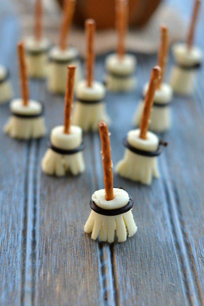 Halloween Snack Crafts for Kids