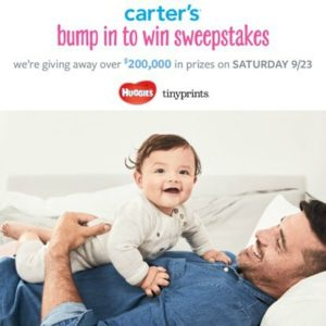 Carter's Semi Annual Big Baby Sale