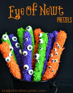 Halloween Snack Crafts for Kids