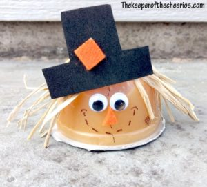 Healthy Thanksgiving Snack Crafts for Kids