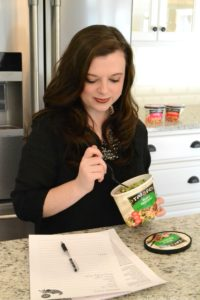 "Hosting friends and family for the holidays can be nothing short of overwhelming at times, but thankfully it doesn't always have to be! I'm sharing a few simple hacks to help you stress less, plus one of my favorite ways to have a little ""me time"" during the hustle and bustle of the season! #TaiPeiFrozenFood #IC #ad"