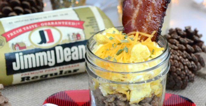 Mini Ultimate Breakfast Trifles