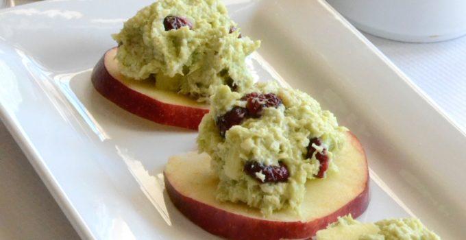 Cranberry-Avocado Chicken Salad