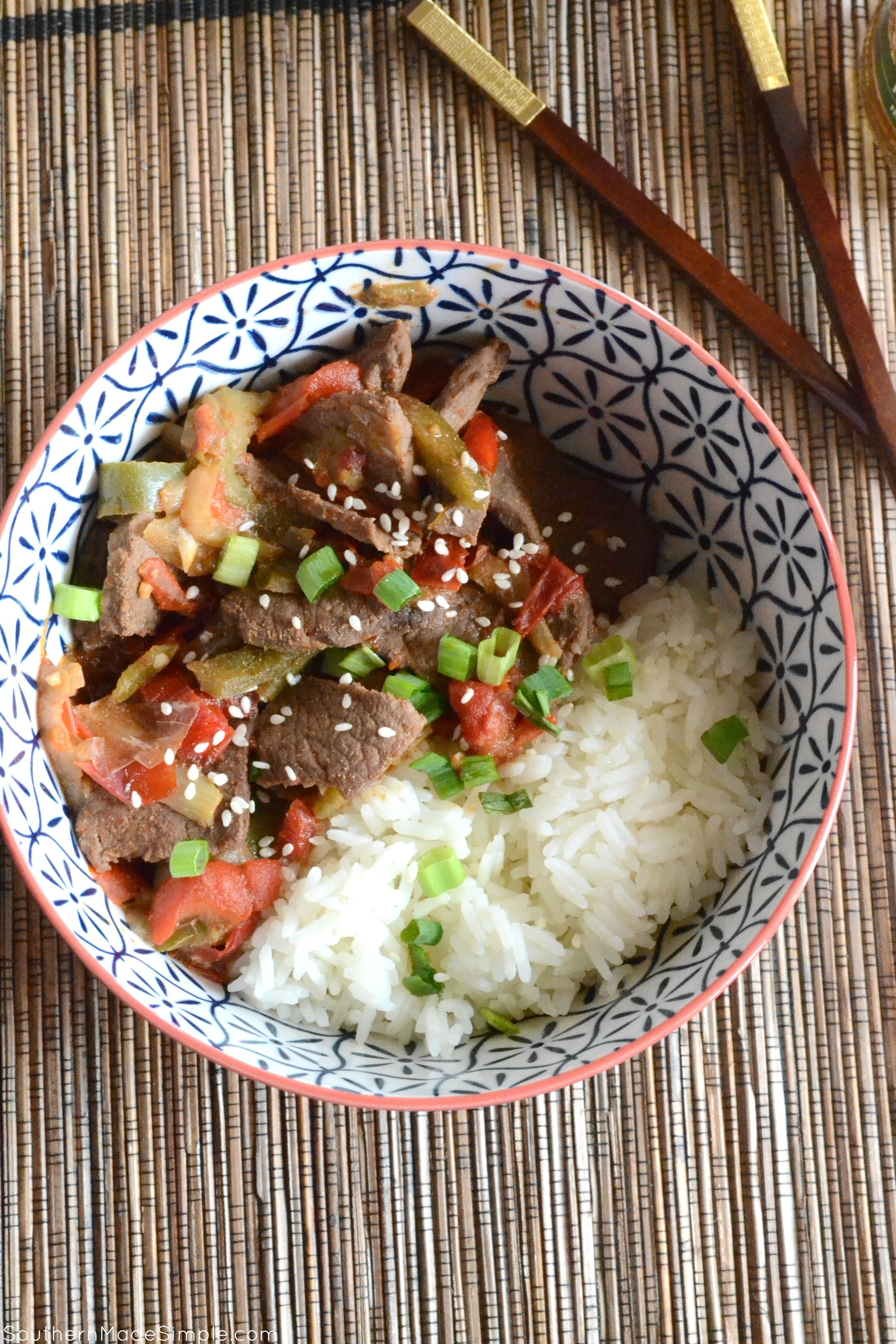 If you're looking to make a few new changes this year, consider adding leaner meats to your diet, such as delicious venison featured in this recipe for Honey Ginger Venison and Jasmine Rice Bowls! It's a simple and scrumptious way to pack in extra flavor to your meal without having a heavy fat content! #NAKANONewYear #NewYearSwaps #IC #ad