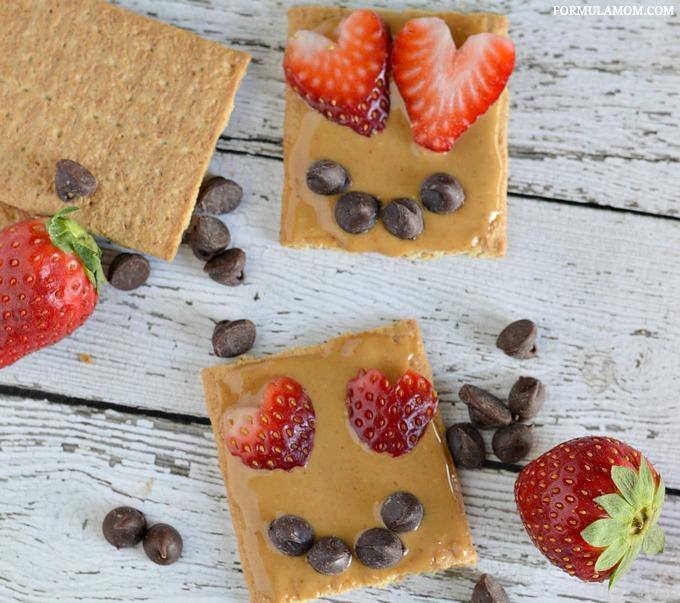 Healthy Valentine's Day Snacks for Kids