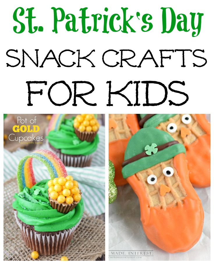 St. Patrick's Day Snack Ideas