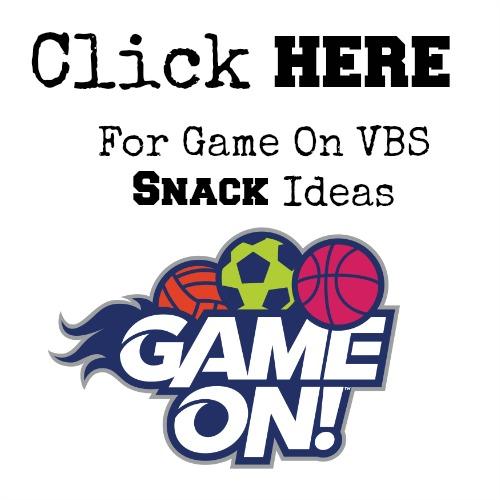 Game On VBS Decor Ideas