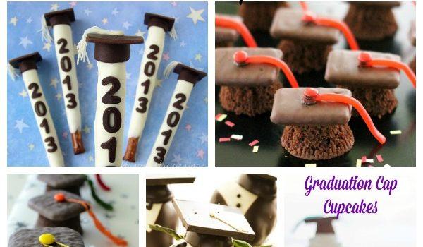 15 Graduation Party Snack Ideas