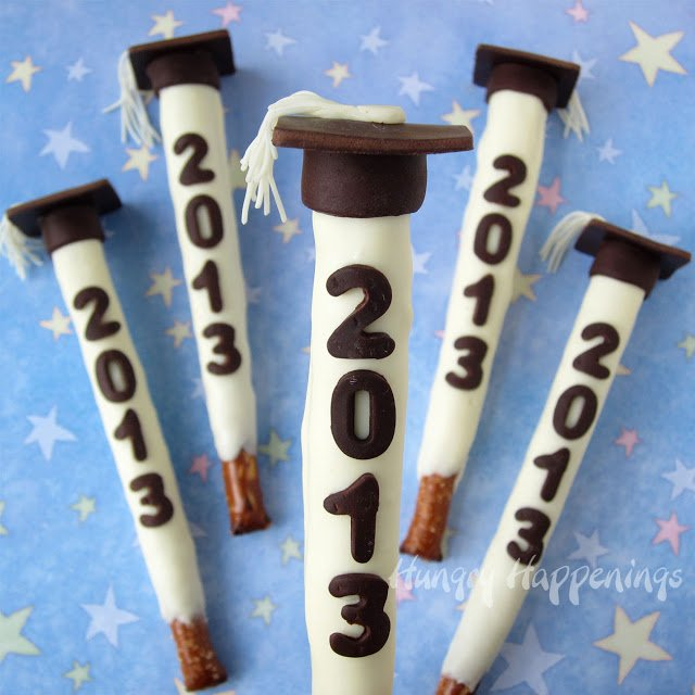 The Cutest Graduation Snack Ideas