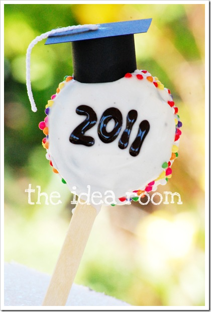 The Cutest Graduation Snack Ideas