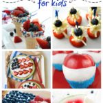 Healthy Patriotic Snacks for Kids