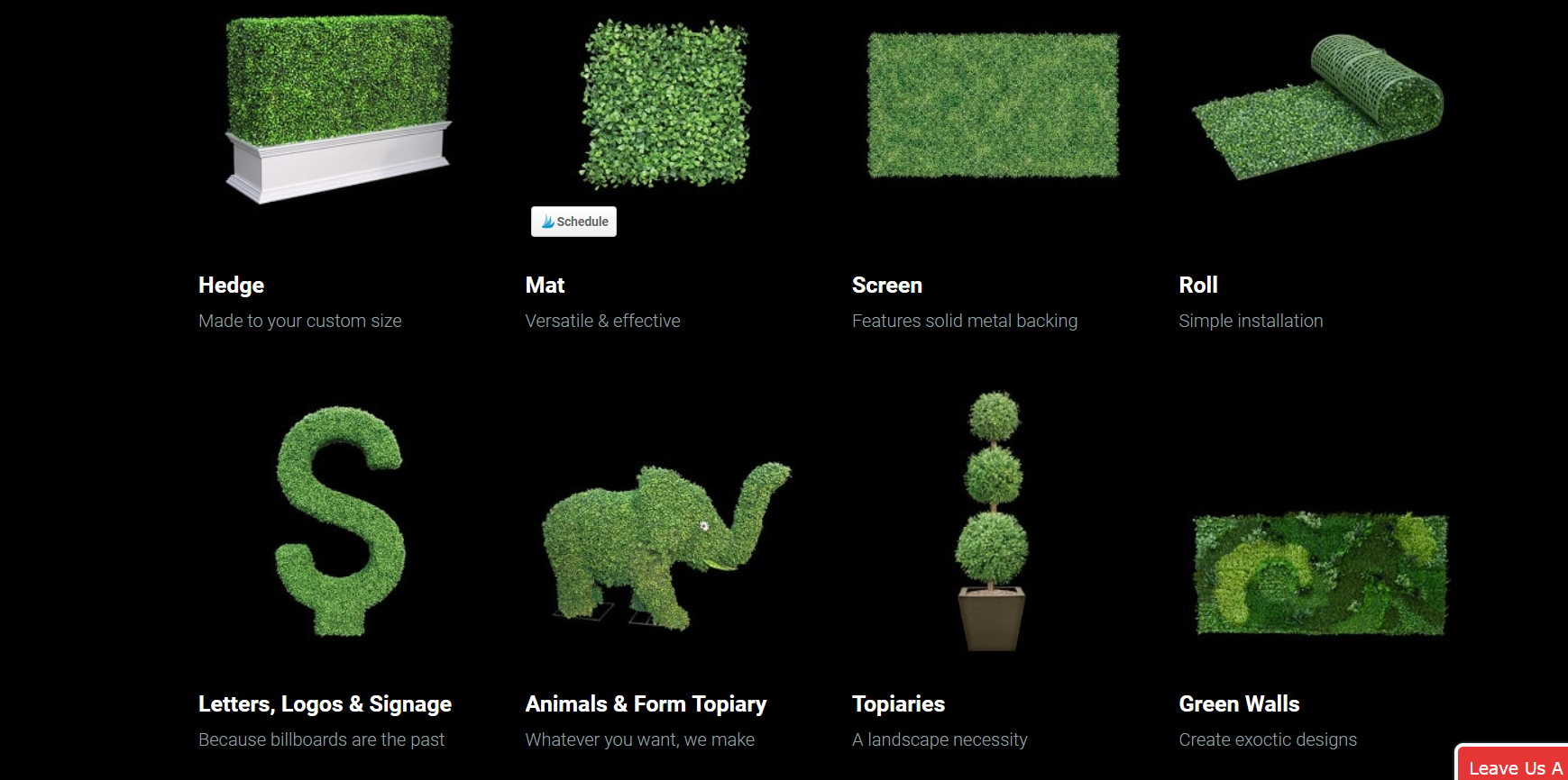 My Kind of Green - Beautifying Home & Garden with Hedgescapes