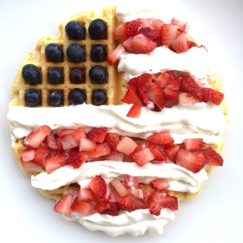 Healthy 4th of July Snacks for Kids