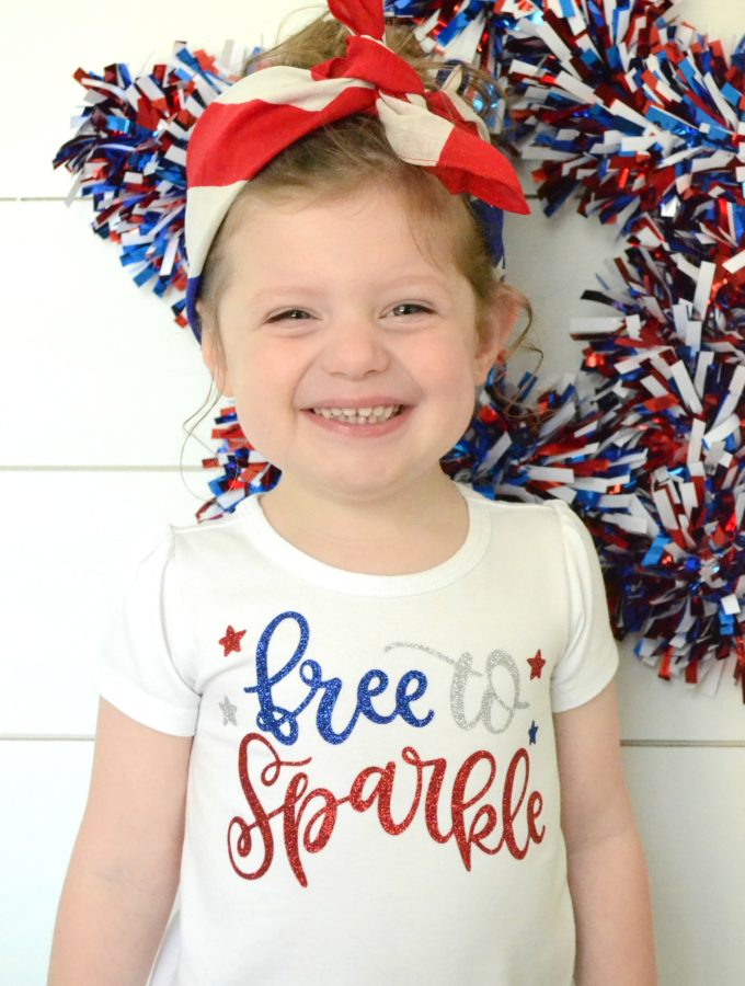 Sparkle & Shine this 4th of July with Olive Loves Apple!