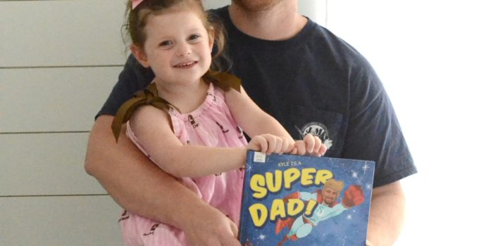 A Father's Day Gift We'll Always Cherish – Super Dad!