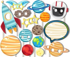 To Mars and Beyond VBS Decor Ideas - Southern Made Simple