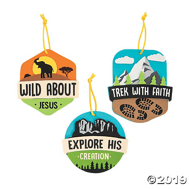 In The Wild VBS Craft