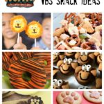 Roar! VBS Snack Ideas