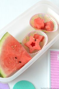 Happiness is a Cold Watermelon: Coconut Watermelon Ice Pops