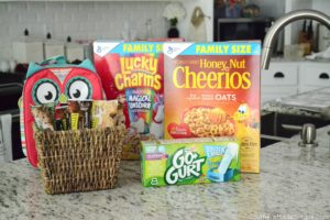 Back To School Snack Stock-Up + DIY No-Sew Ice Pack Cover Tutorial #StockUpBTS #ad