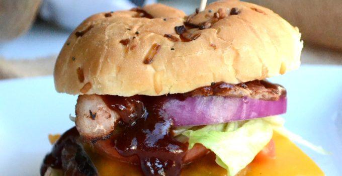 Oh, Deer! Grilled Venison Burgers