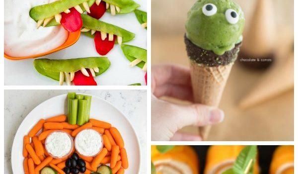 20 Healthy Halloween Snacks for Kids