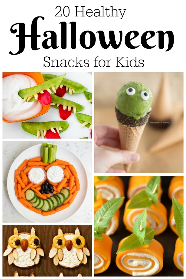 Halloween Snacks For Kids.20 Healthy Halloween Snacks For Kids Southern Made Simple