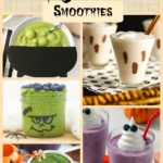 Healthy Halloween Smoothie Recipes