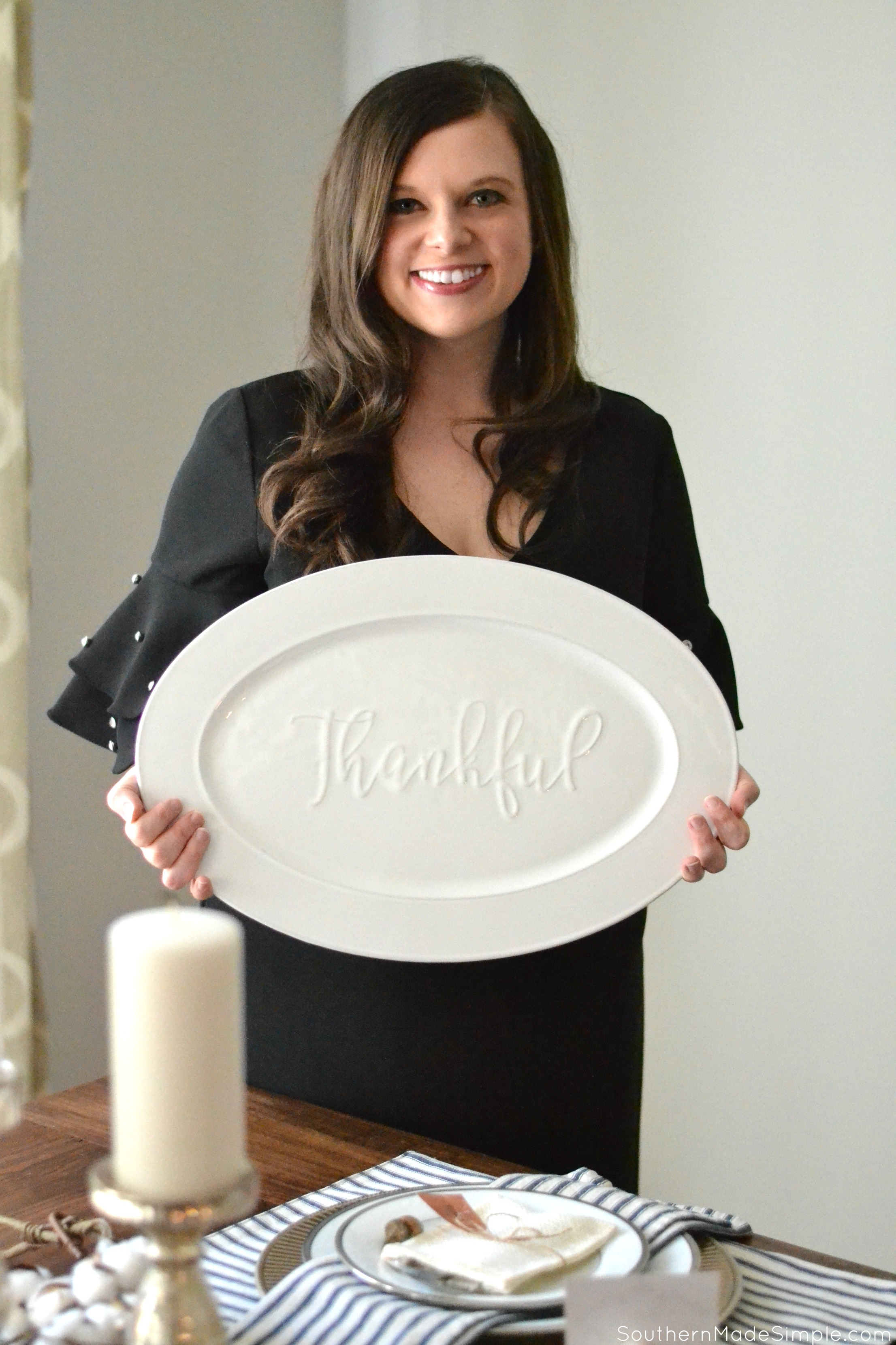 My Top Thanksgiving Hostess Gift Pick: Precious Moments Bountiful Blessings Collection