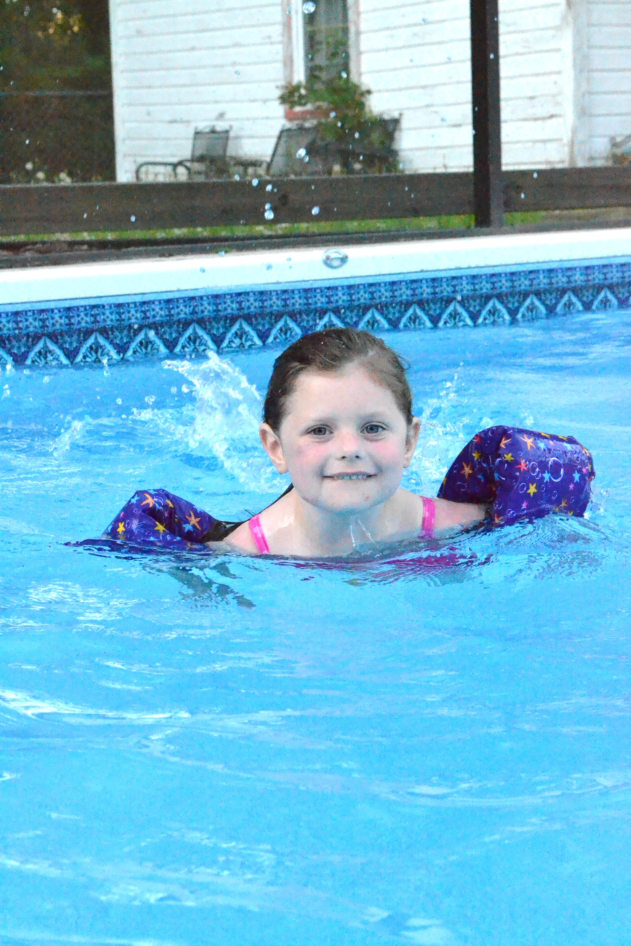 Making a Splash on International Learn to Swim Day!