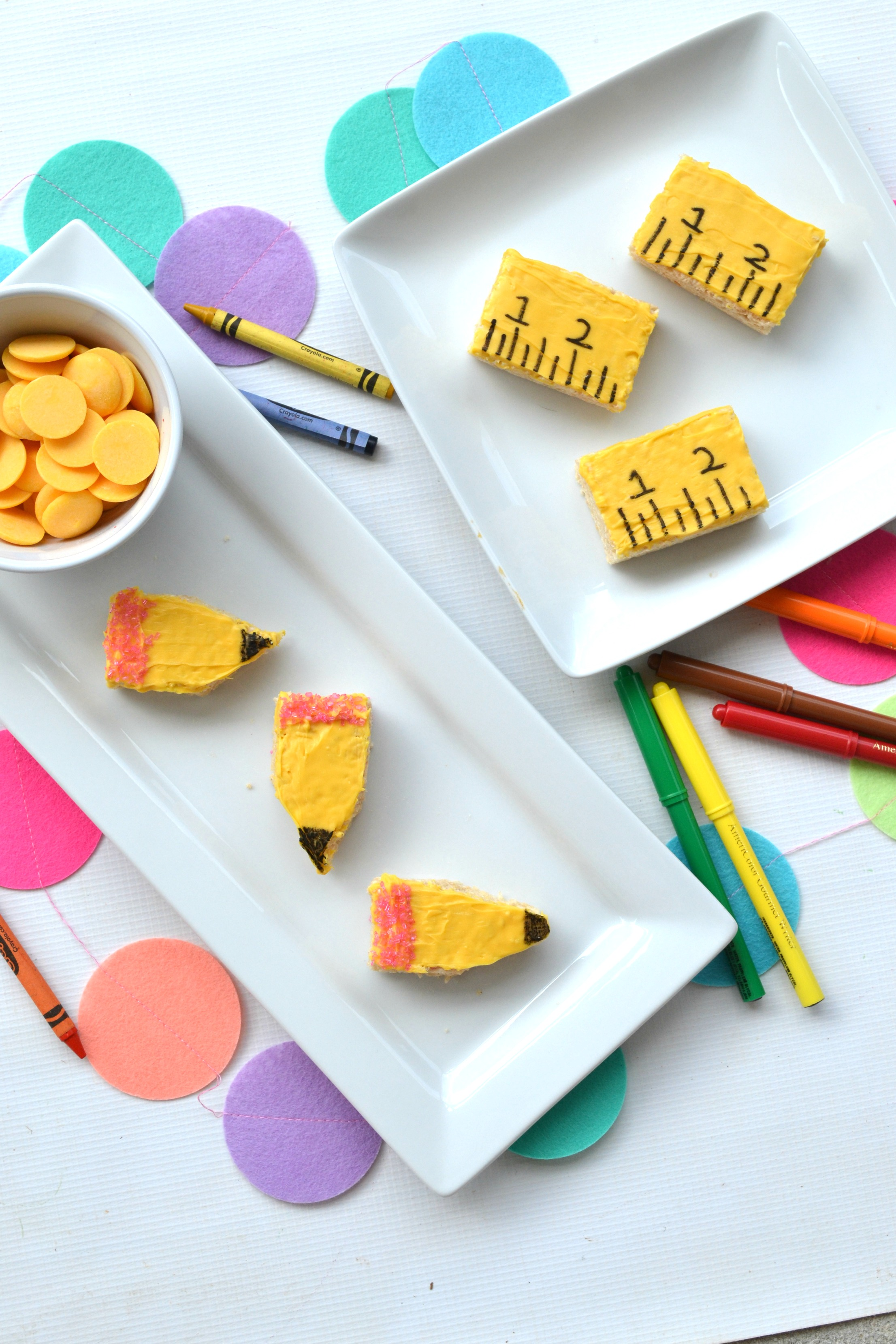 3 Back to School Treats to Sweeten the School Year