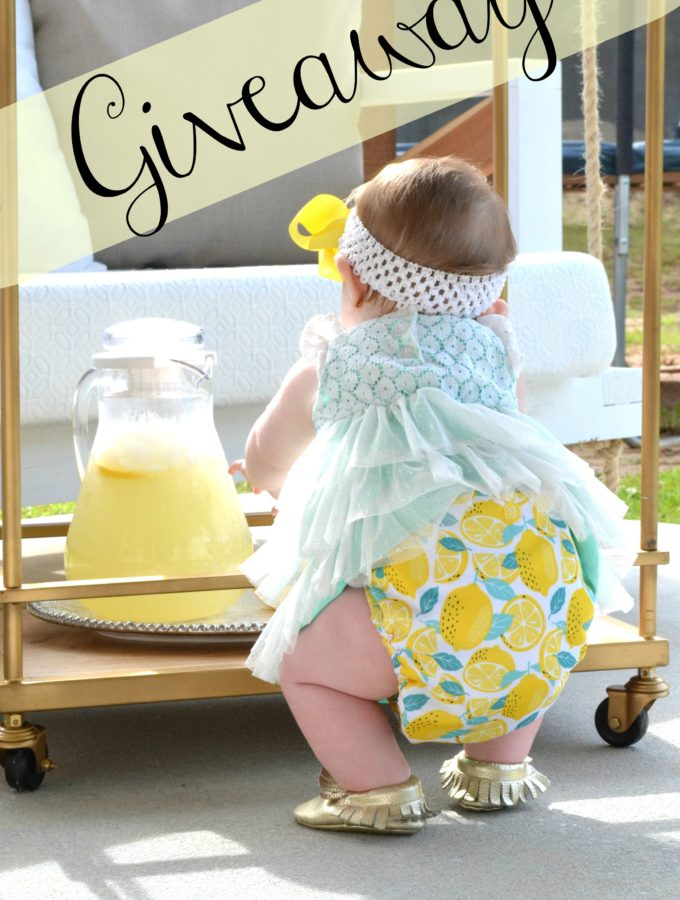 Buttons Diaper Giveaway