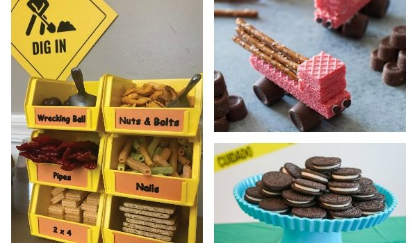 Concrete & Cranes VBS Snack Ideas